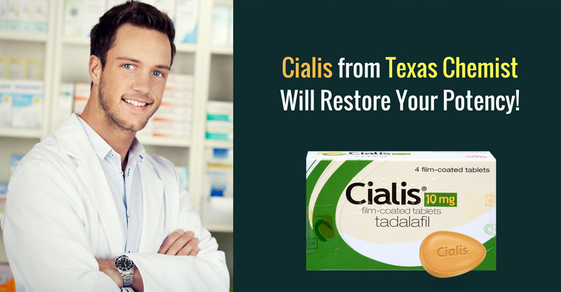 Cialis from Texas Chemist