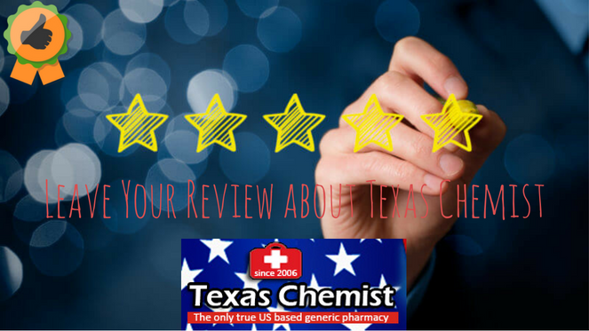 Leave Your Review about Texas Chemist